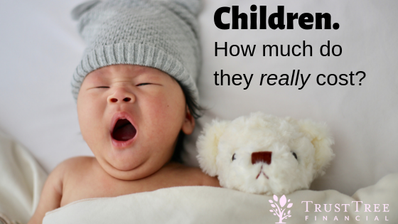 How Much Does Having A Child Really Cost?