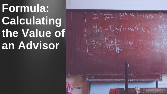 Value of an Advisor Formula