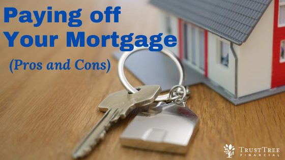 Pros and Cons of Mortgage Payoff