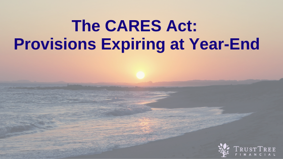 Expiring Provisions of Cares Act